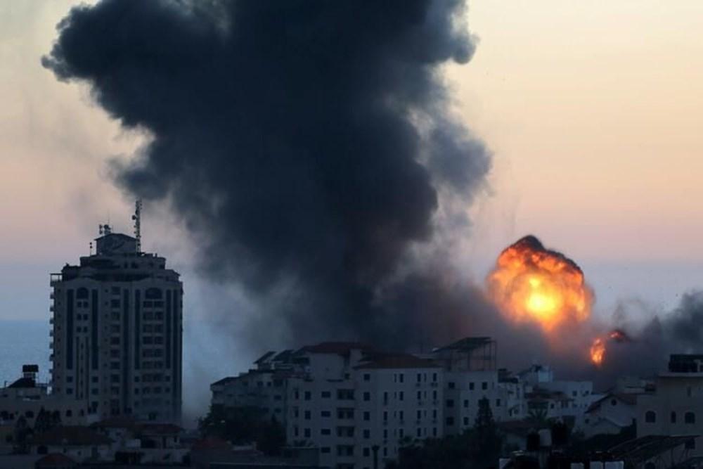 Hamas'ın Gazze'de kullandığı tüneller görüntülendi: İsrail'in hedefinde - 20