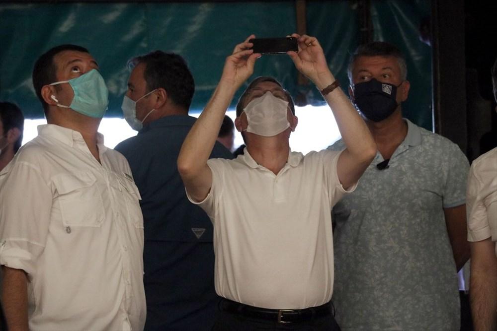 ABD'nin Ankara Büyükelçisi Satterfield ve ailesi Edirne'de - 7