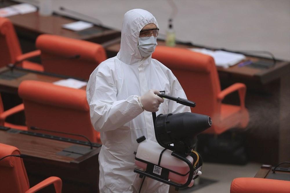 Meclis'te virüs paniği - 3