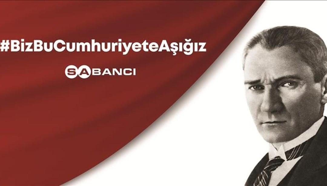 Sabancı Holding'den Cumhuriyet Bayramı'na özel reklam filmi