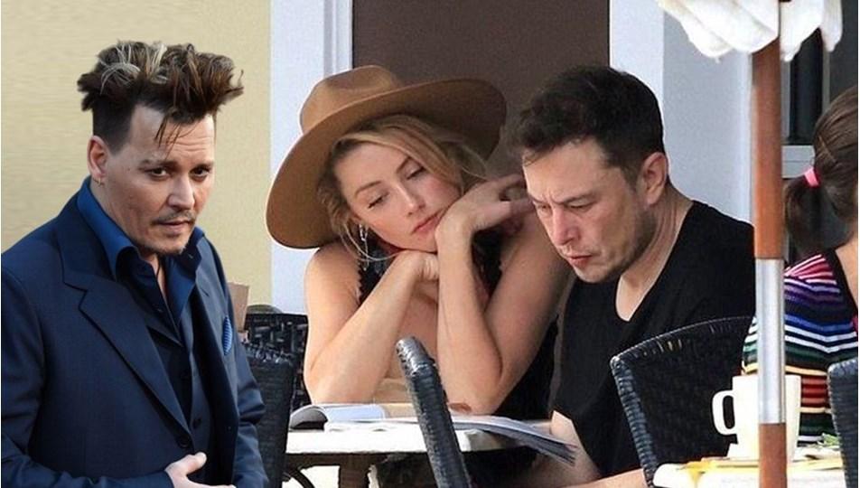 Elon Musk'tan Johnny Depp'e kafes dövüşü önerisi