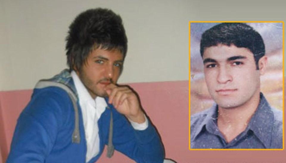 Uzun saçlı olduğu için öldürülen Aykut Alıcı'nın ardından (büyük resim) arkadaşı Savaş Karakız da öldürüldü.