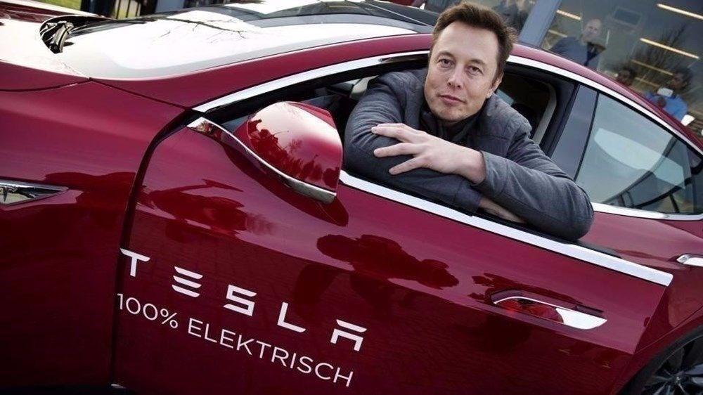 Elon Musk milyarderler listesinde ikinci sıraya yükseldi - 5