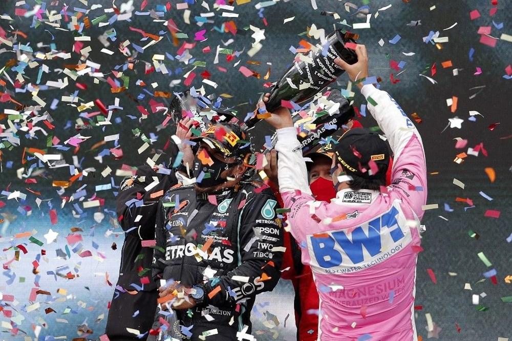 Lewis Hamilton 7. kez dünya şampiyonu - 5