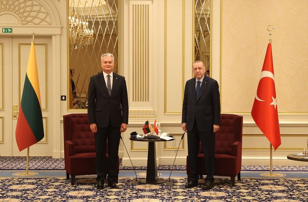 Cumhurbaşkanı Erdoğan Brüksel'de - 11