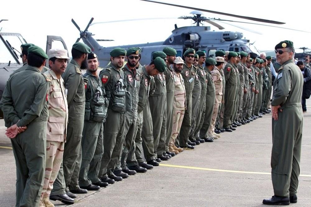 Dünyanın en fazla askeri harcama yapan 25 ülkesi: Listede Türkiye de var - 22