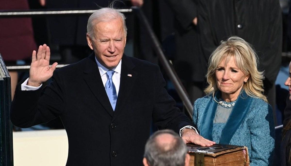 Joe ve Jill Biden Ailesi'nin 2020 yılındaki geliri açıklandı