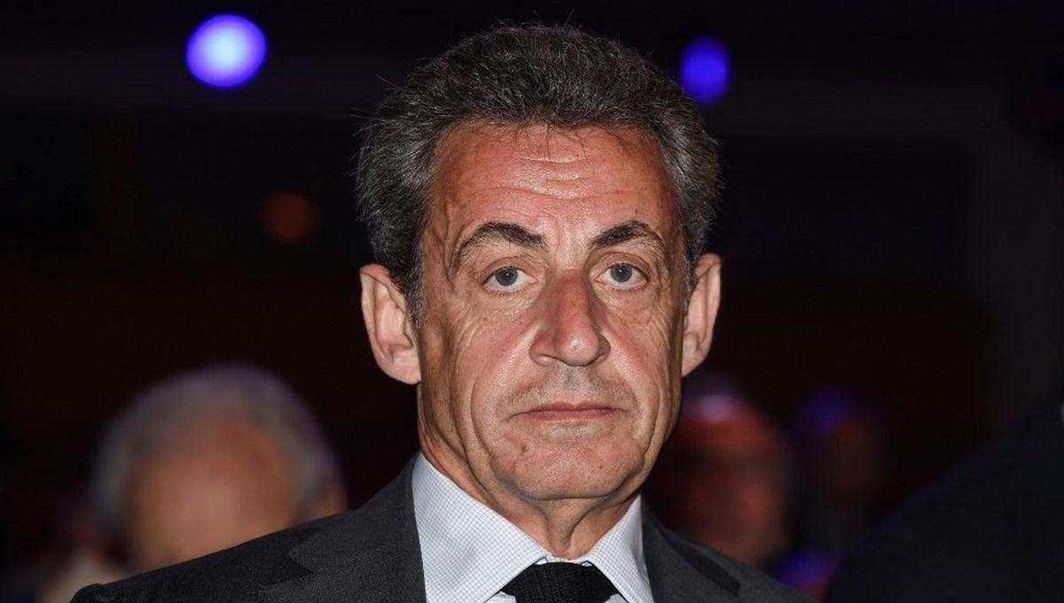 SON DAKİKA:Eski Fransız Cumhurbaşkanı Sarkozy'ye bir yıl hapis cezası