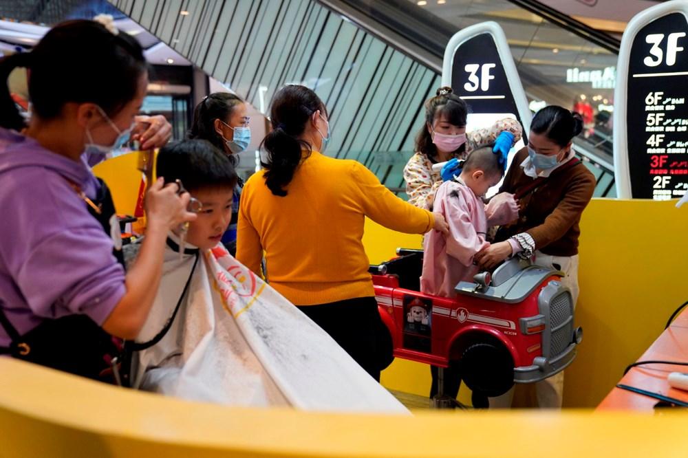 Wuhan'da salgından eser yok: Sıkı karantinanın yıldönümü - 5