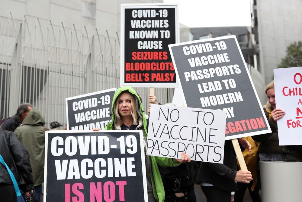 Covid-19 belirtileri yine değişti: 5 semptoma dikkat (Corona virüs semptomları) - 5