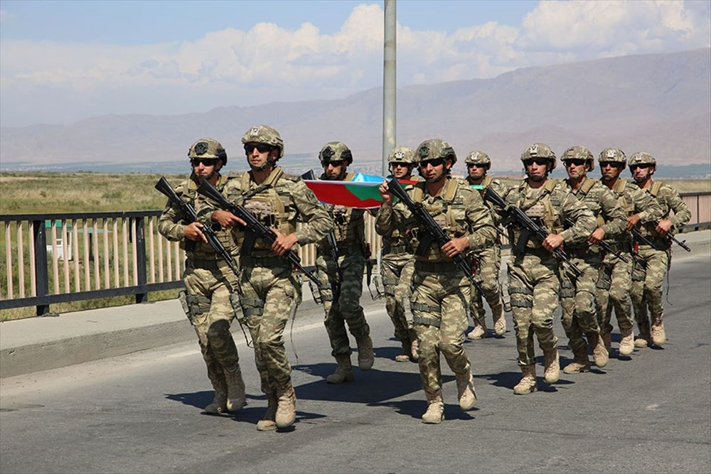 Türkiye ve Azerbaycan'dan Nahçıvan'da ortak askeri tatbikat - 7