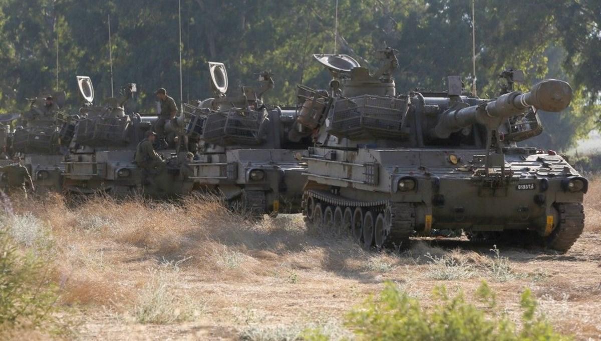 Lübnan: İsrail sınırı ihlal etti, fosfor bombası kullandı