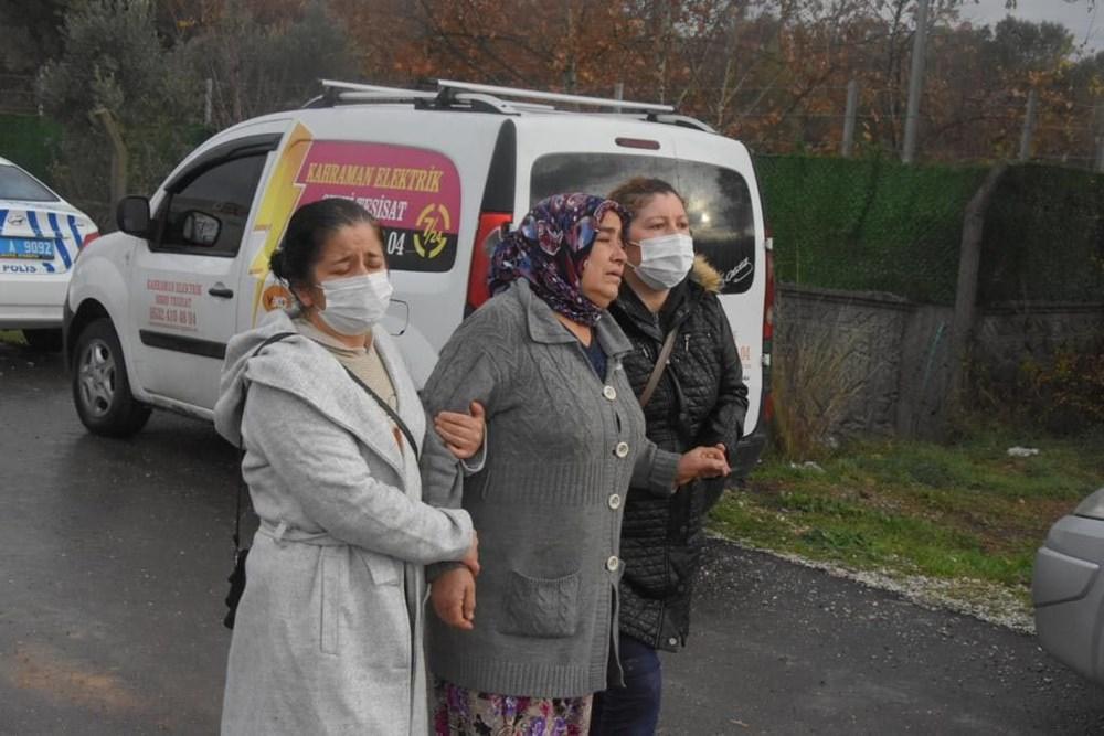İzmir'de yağışın ardından deniz taştı: 1 kişinin cansız bedenine ulaşıldı - 4