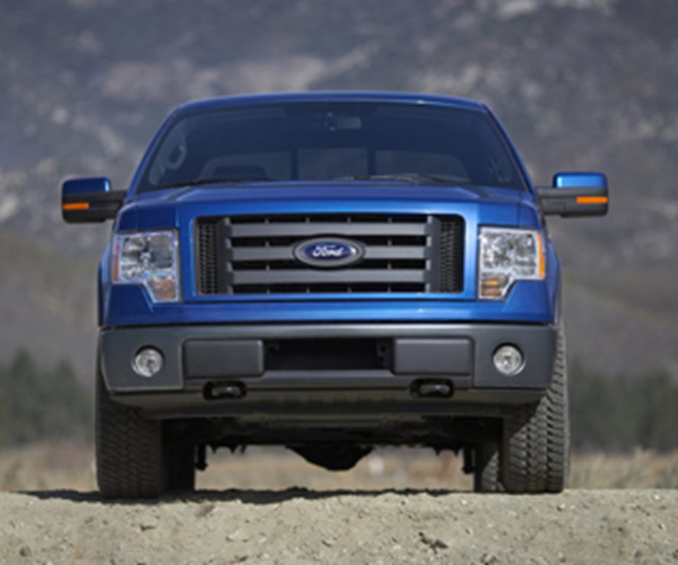 Ford F-150 FX4 (2009)