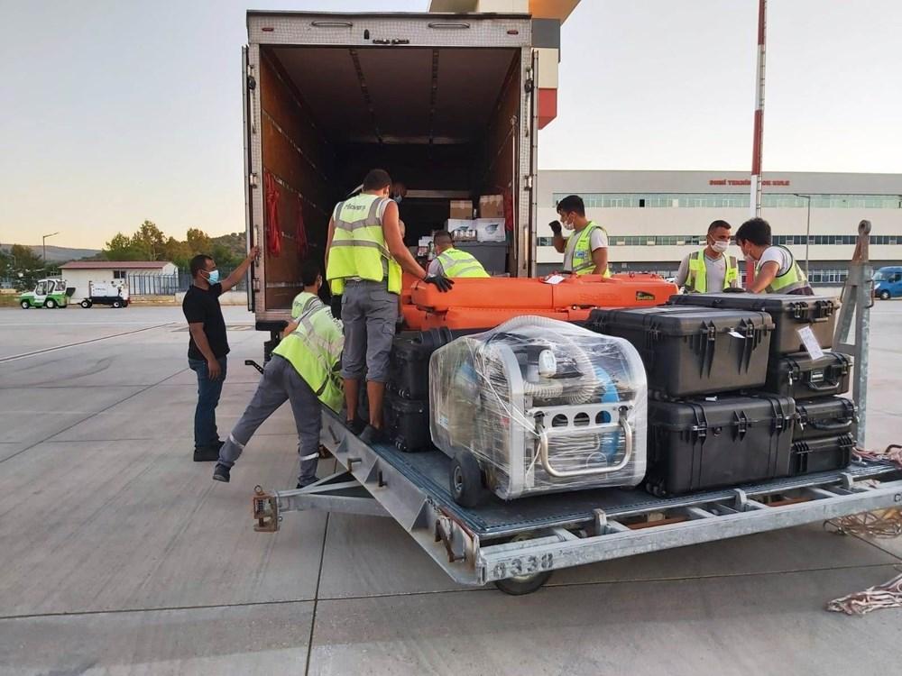 Katar kraliyet ailesi Bodrum'da: 2 kamyon eşya, 500 valiz - 2