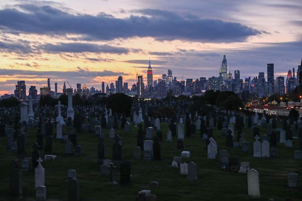 ABD'de vaka rekoru: New York'ta yeni kısıtlamalar - 3