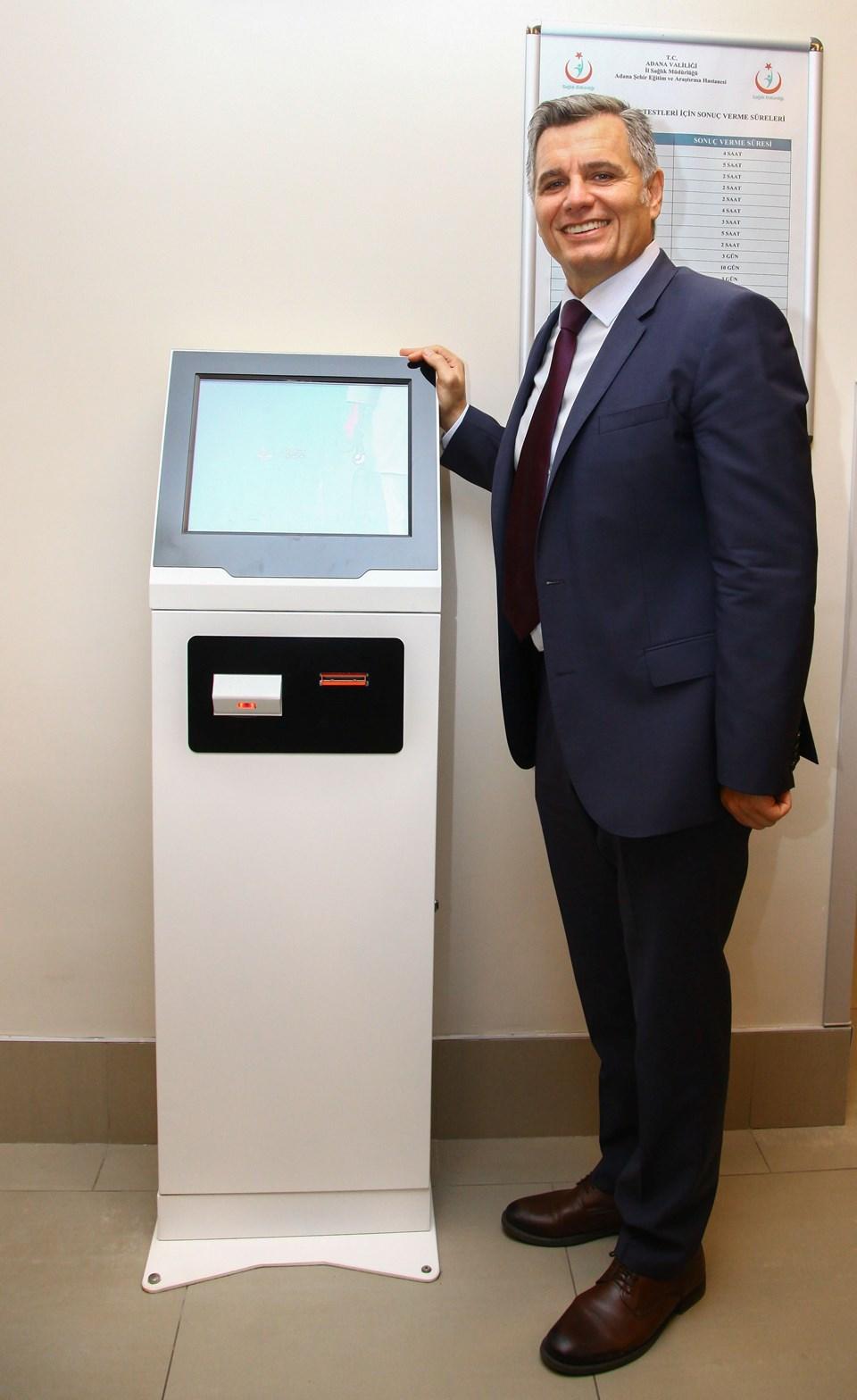 Turkcell Genel Müdür Yardımcısı Murat Erkan