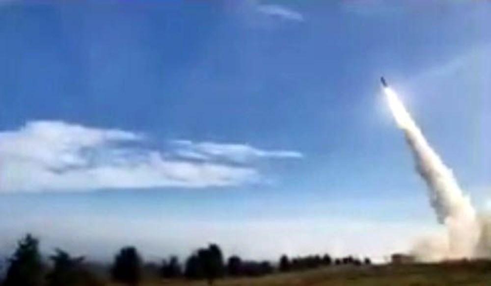 TSK'nın yeni roketatarı 12'den vurdu - 97