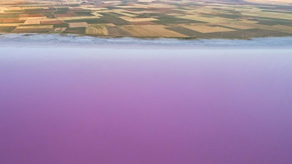 Tuz Gölü küçülüyor - 6