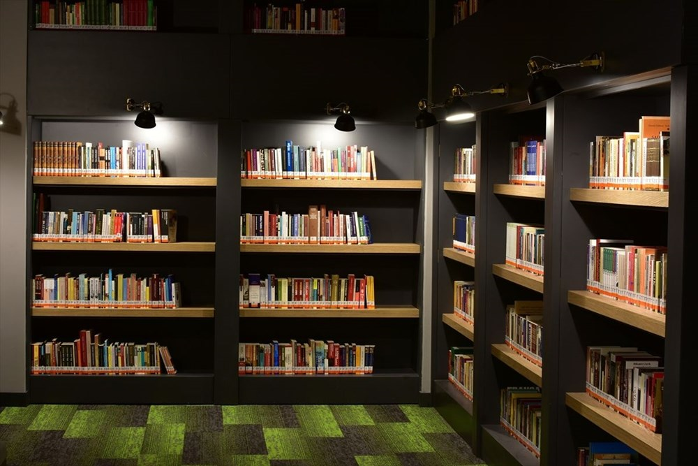 Bursa'da yapımı tamamlanan Mümine Şeremet Uyumayan Kütüphanesi açılıyor - 3