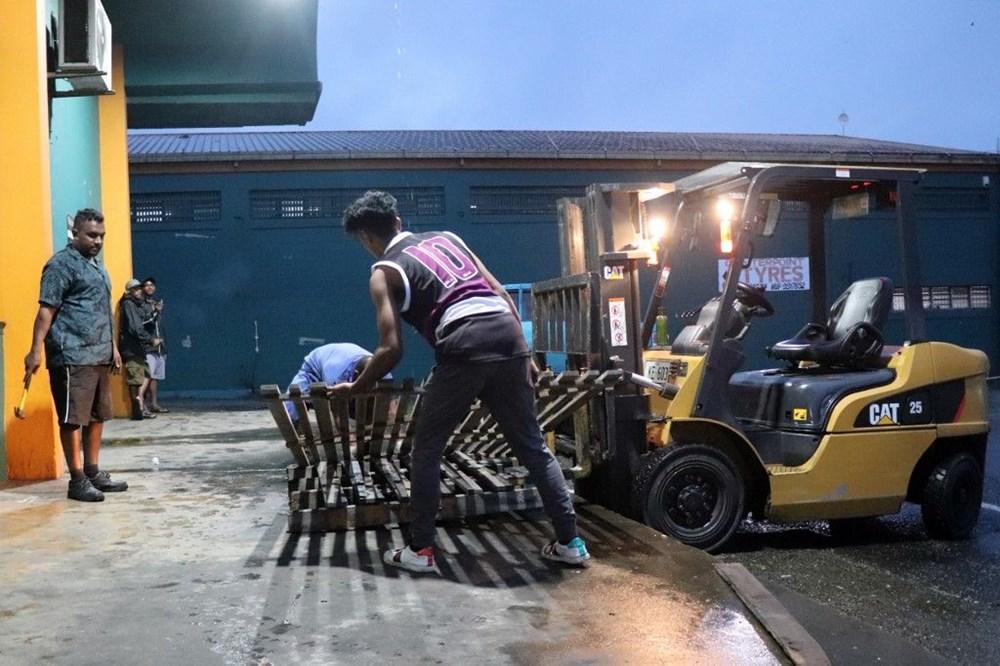 Fiji tufan öncesi doğal afet ilan etti - 13