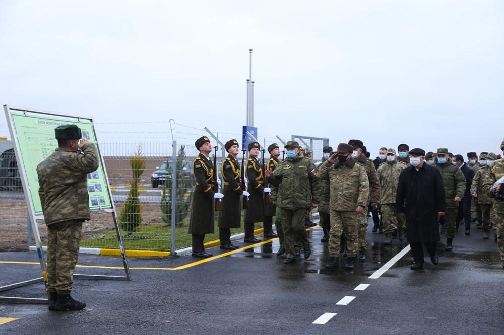Dağlık Karabağ'da Türk-Rus Ortak Gözlem Merkezi faaliyete başladı - 23