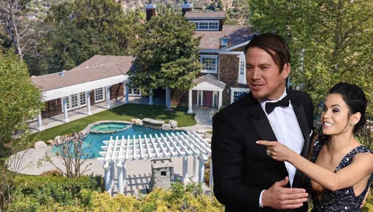 Channing Tatum ve Jenna Dewan'dan boşanma sonrası zararına satış