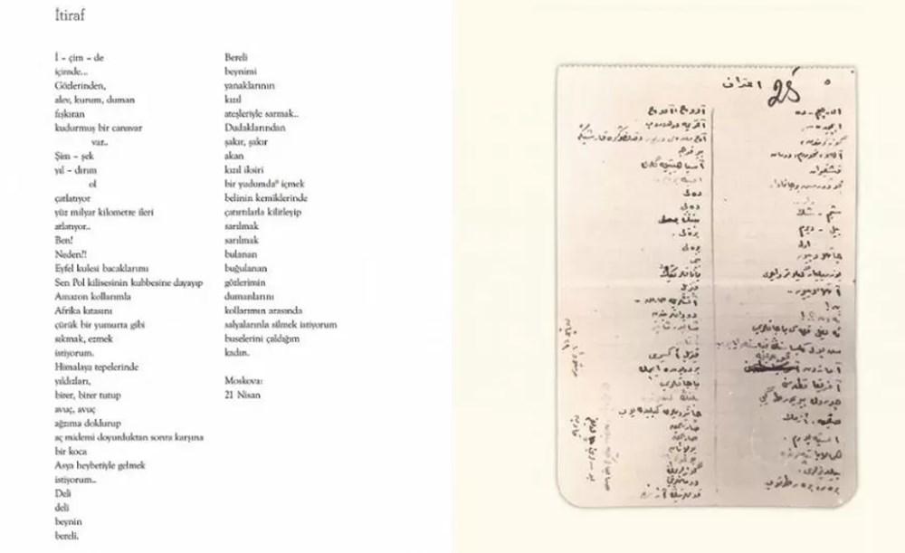 Nazım Hikmet'in yeni 5 şiiri bulundu - 2