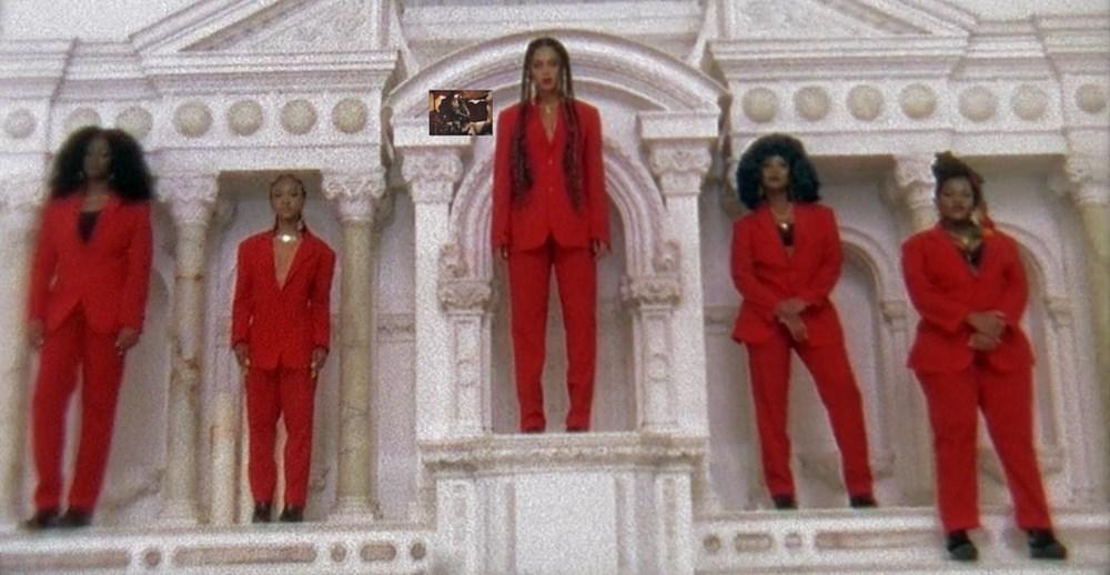 Beyonce görsel albümü Black is King'i yayınladı - 13