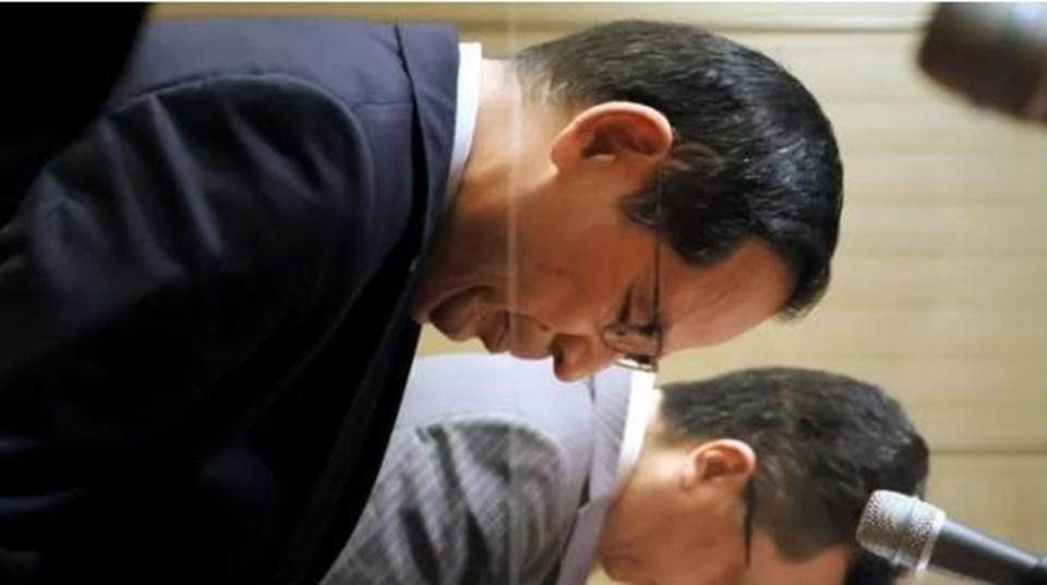 Tokyo Borsası Başkanı Koichiro Miyahara