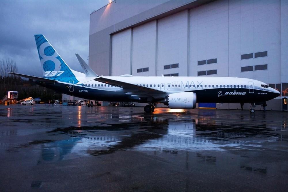 Boeing 737 MAX bir kez daha uçuşlara başladı - 11