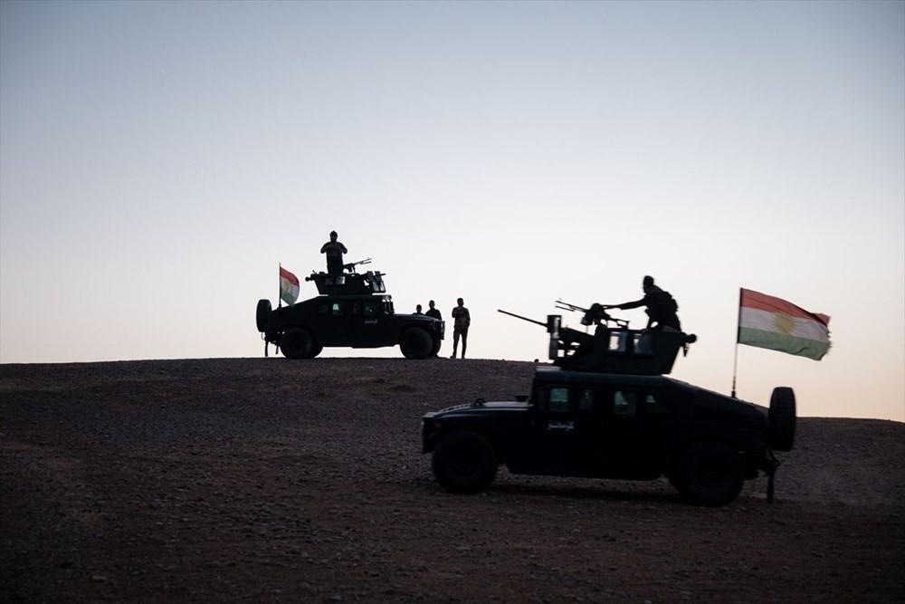 Irak'ta DAEŞ'e yönelik operasyon başlatıldı - 2