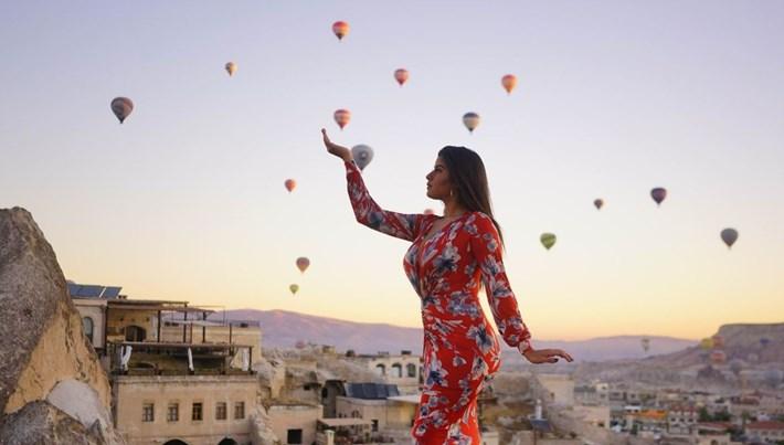 Kapadokya'da Türkiye'nin ilk balon festivali başlıyor
