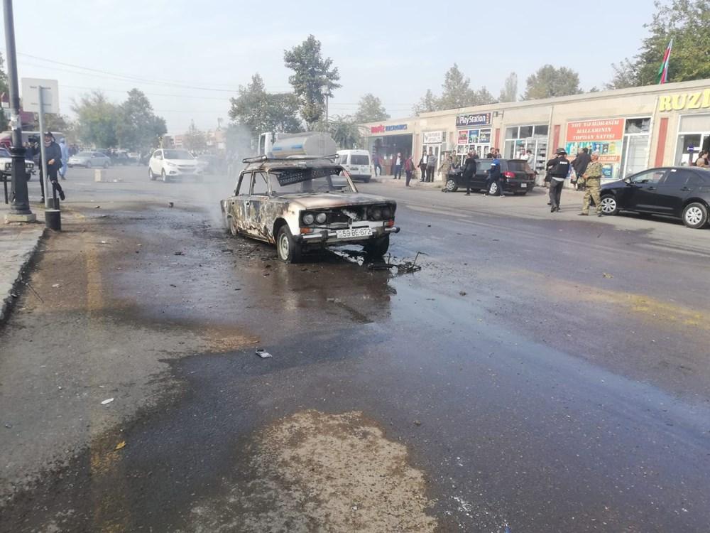 Ermenistan yine sivilleri vurdu (NTV ekibi olay yerinde) - 2