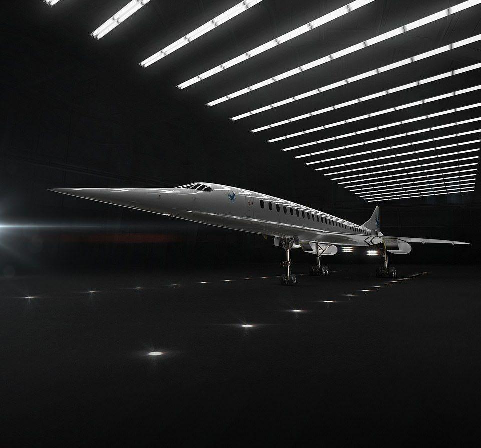 'Concorde'un varisi' için imzalar atıldı (9 saatlik yolculuk 3.5 saate inecek) - 6