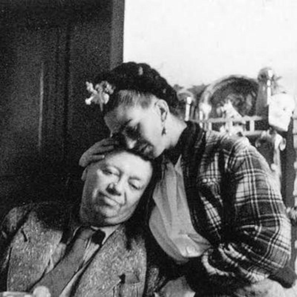 Ressam Frida Kahlo kimdir? (Tahta Bacak Frida Kahlo'nun hayatı) - 17