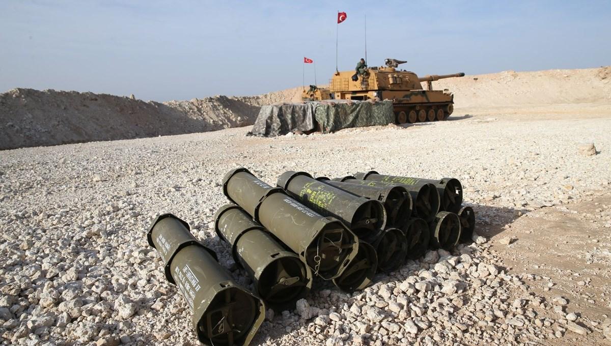 Zeytin Dalı bölgesinde 5 PKK'lı etkisiz hale getirildi
