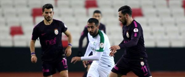 Galatasaray Ziraat Türkiye Kupası'nda tur atladı