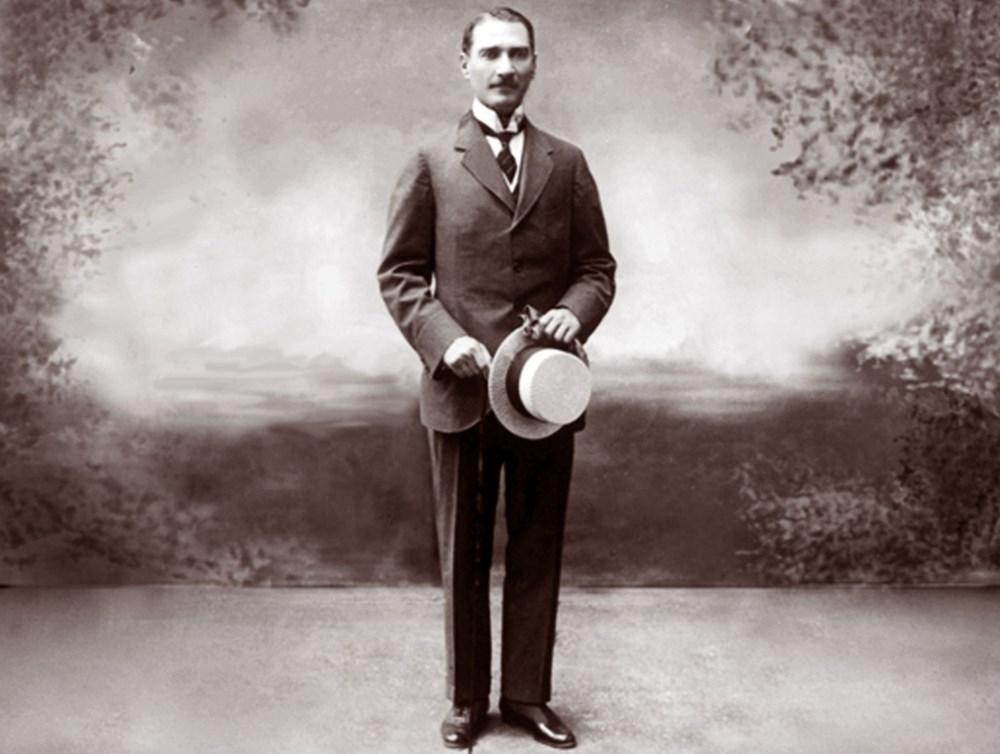 Mustafa Kemal Atatürk'ün ebediyete intikalinin 82. yılı (10 Kasım 1938) - 11