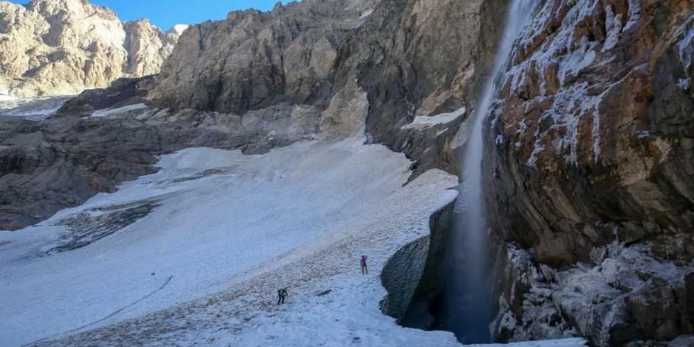 Türkiye'nin en büyük buzulu: Cilo Dağları - 4