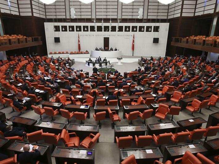 CHP'den hava fişeklerin satılması ve ithalinin yasaklanmasına ilişkin kanun teklifi