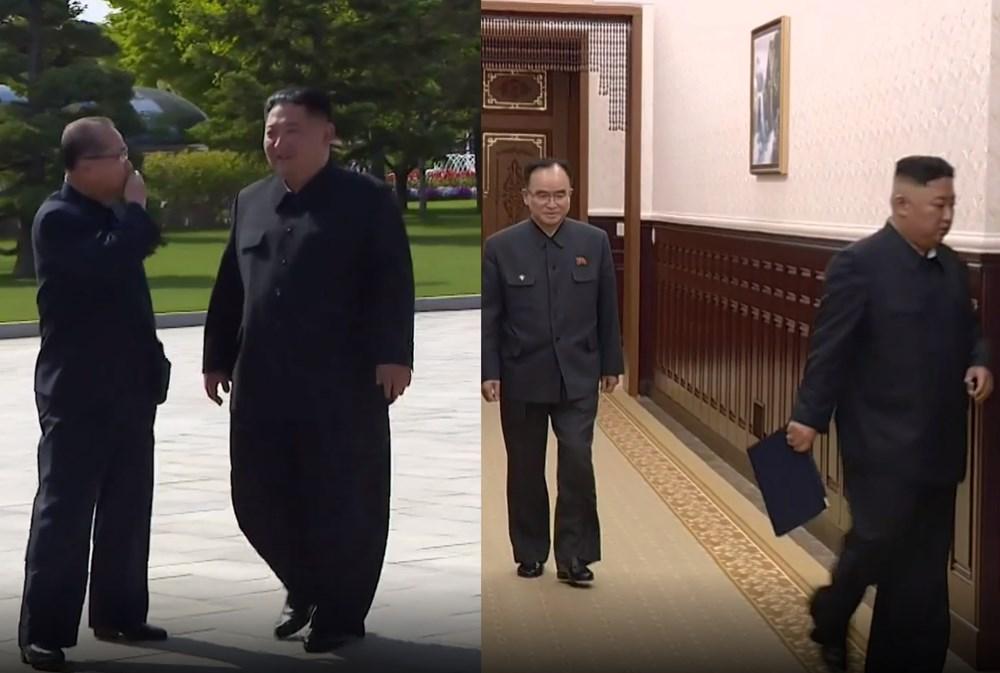 Kuzey Kore lideri Kim Jong-un eridi: Son fotoğrafları sağlığıyla ilgili endişeye yol açtı - 7