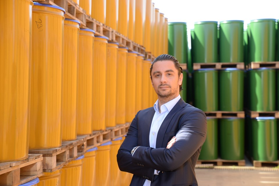 Merko Gıda Yönetim Kurulu Başkanı Alistair Baran Blake