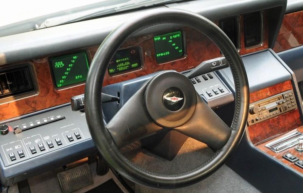 80'li yıllara damgasını vuran otomobil konsolları - 25