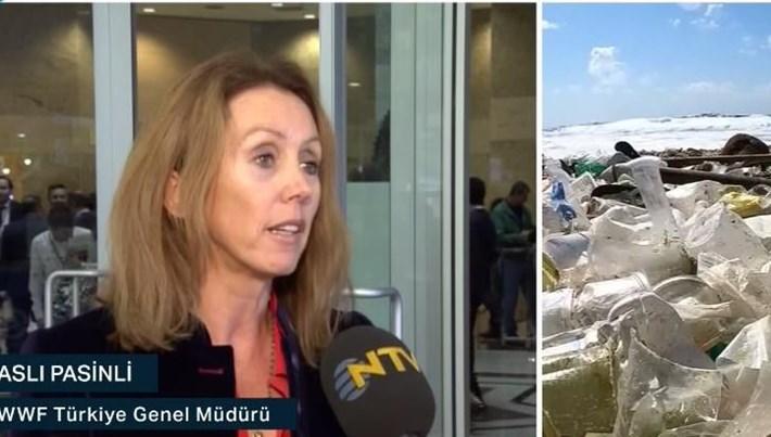 WWF Türkiye Genel Müdürü Pasinli: Alışkanlıklarımızı değiştirmek için çağrıda bulunuyoruz