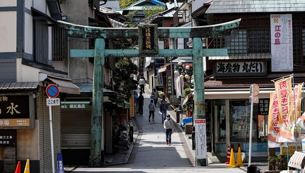 Japon adasını rehavet vurdu
