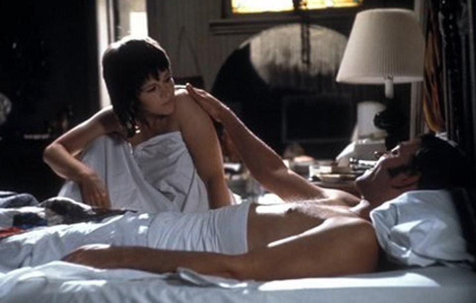 Jane Fonda 'Klute' ile listede.