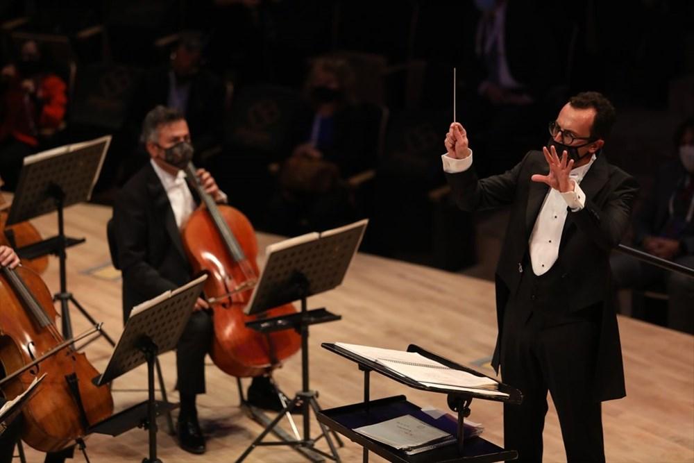 Cumhurbaşkanlığı Senfoni Orkestrası yeni bina açılış konseri - 21