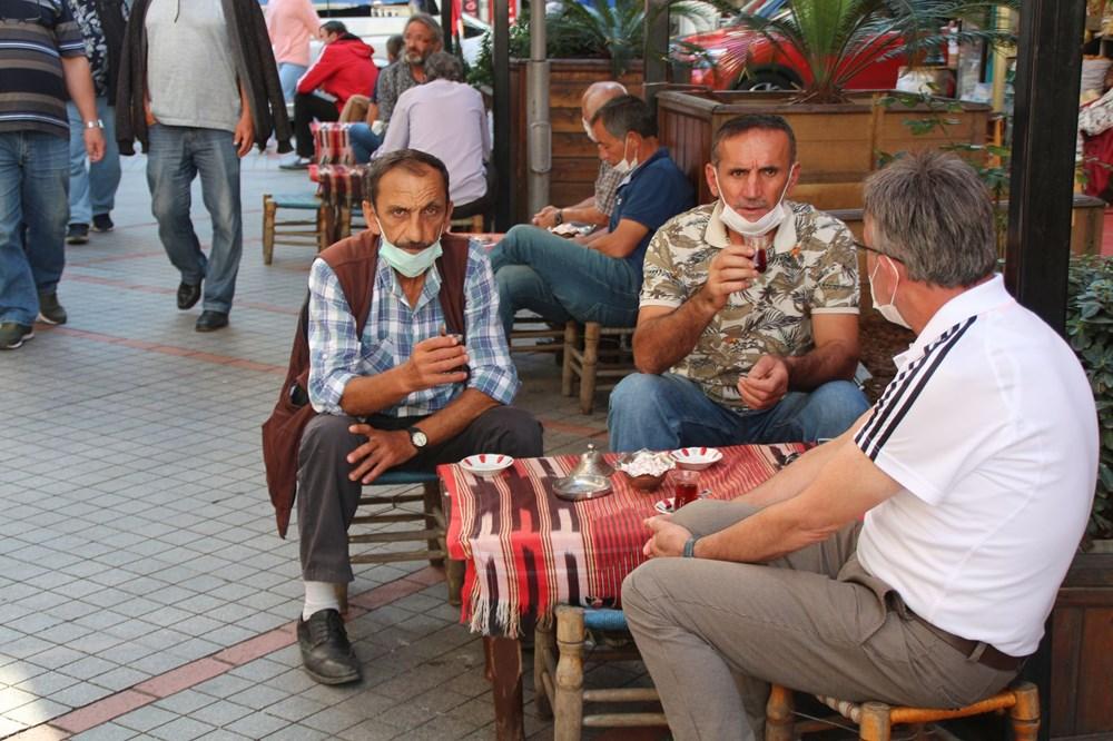 En çok vaka görülen iller arasındaki Rize'de 'çay sohbetleri' yasaklandı - 5