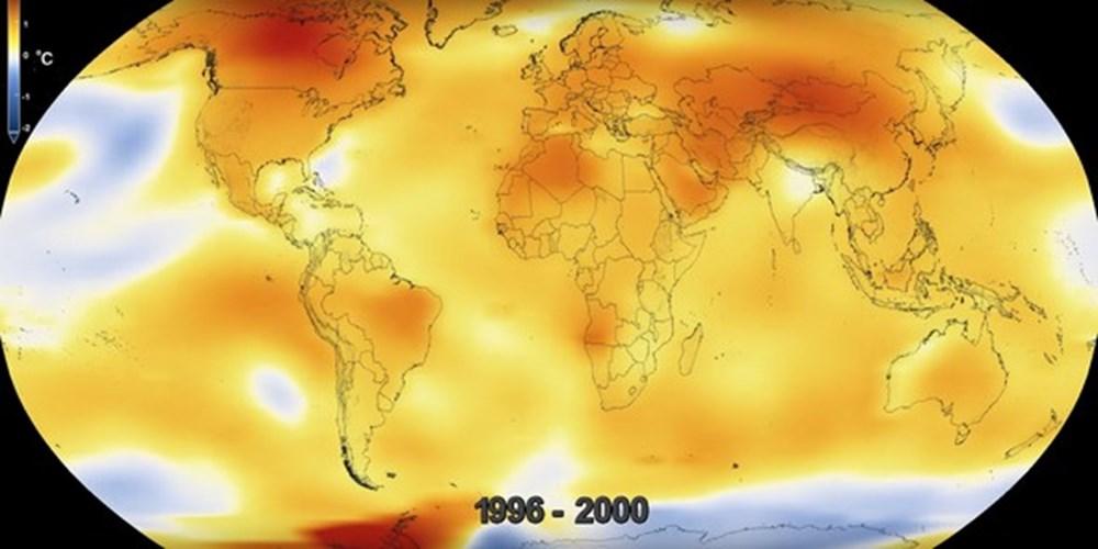Dünya 'ölümcül' zirveye yaklaşıyor (Bilim insanları tarih verdi) - 126
